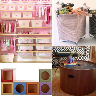 Lil's Favorite Five: Creative Storage Solutions