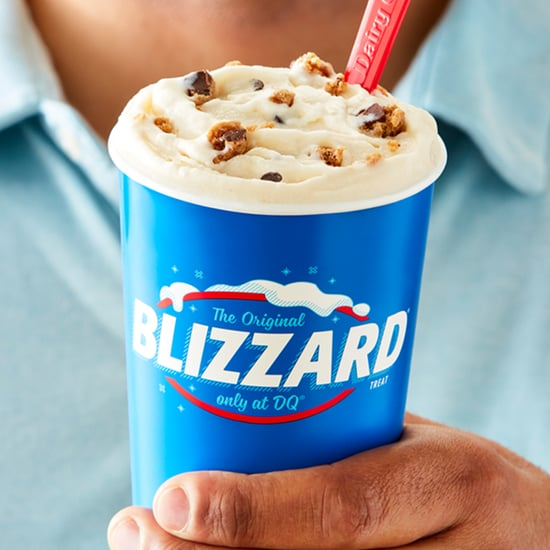 Dairy Queen's New Chocolate Chip Cookie Blizzard For July
