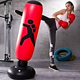 Home Fitness Inflatable Punching Bag