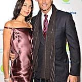 Chrissy and Nigel Barker