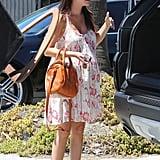 Rachel Bilson Maternity Style