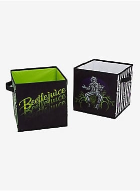 Beetlejuice Storage Bin Set