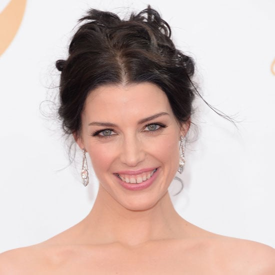 Picture of Jessica Pare at the 2013 Emmy Awards