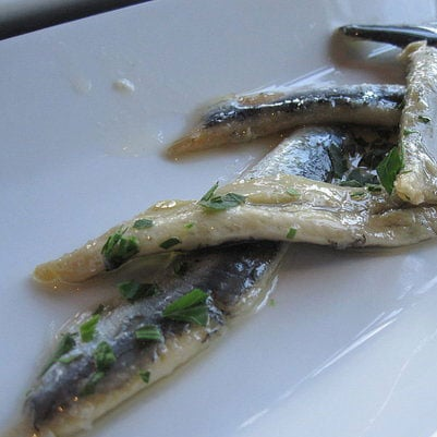Do You Eat Boquerones?