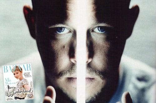 Alexander McQueen's Last Interview, Gabriella Cilmi's Style, Anna Wintour Wants to Help Christopher Kane