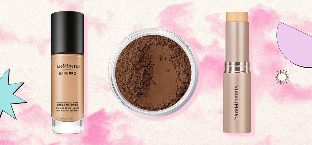 bareMinerals Foundation Finder for Skin Type