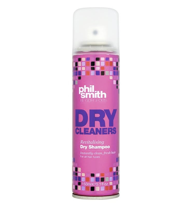 The Supermarket Sweep: Phil Smith Dry Cleaners Dry Shampoo