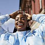 Justine Skye Launches a Collaboration With H&M