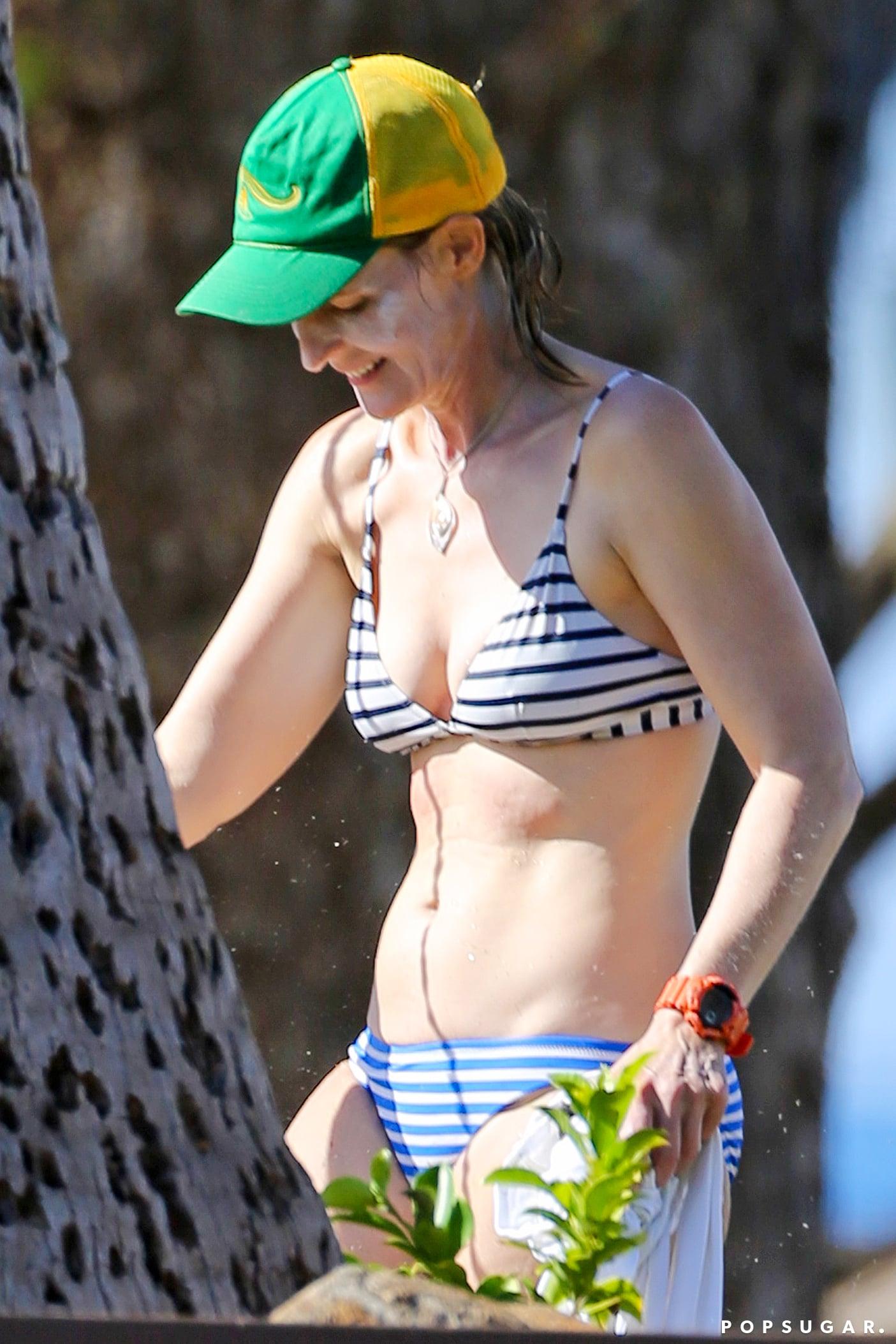 Helen Hunt's Bikini Body Will Make You Do a Double Take