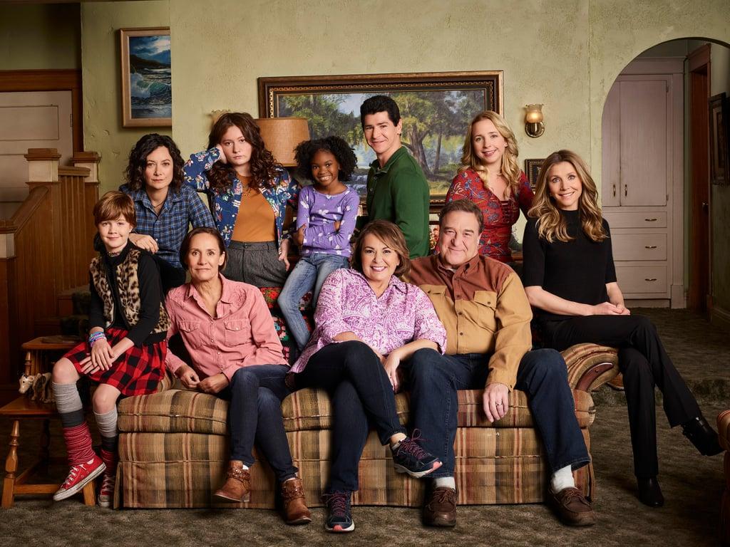 Dan Is Alive, Darlene Is Divorced, and Jackie Is a Nasty Woman in Roseanne Reboot Photos