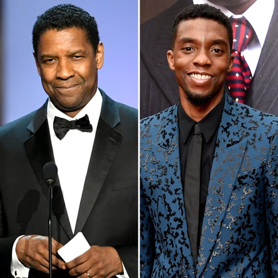 Read Denzel Washington's Tribute to Chadwick Boseman