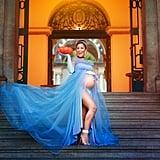 Photographer's Disney Princess Maternity Shoots