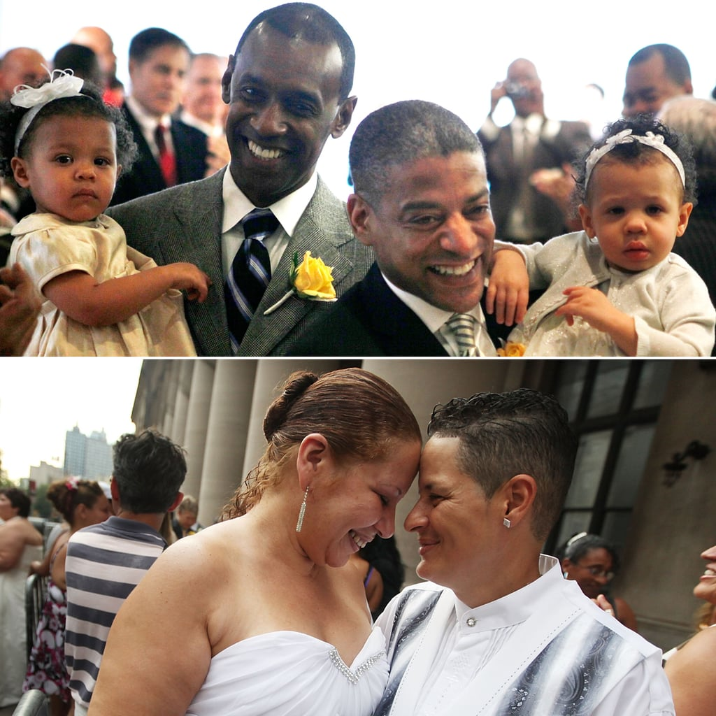 First Legal Same-Sex Weddings Around the World