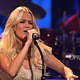 """Nobody Ever Told You,"" Carrie Underwood"