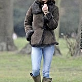 Kate Middleton wore Le Chameau boots.