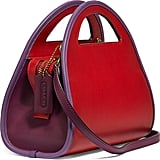 COACH Originals Colorblock Leather Zip Dome Crossbody Bag