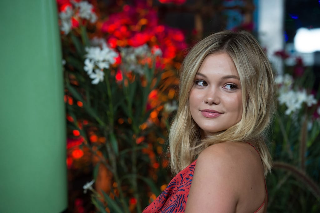 Olivia Holt Neutrogena Beauty Interview