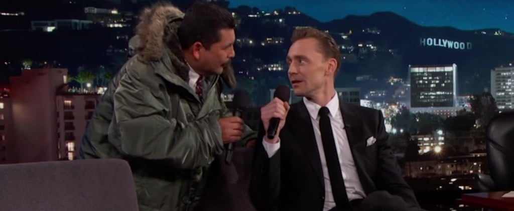 Tom Hiddleston Singing in Spanish Is Both Awkward and Incredibly Sexy