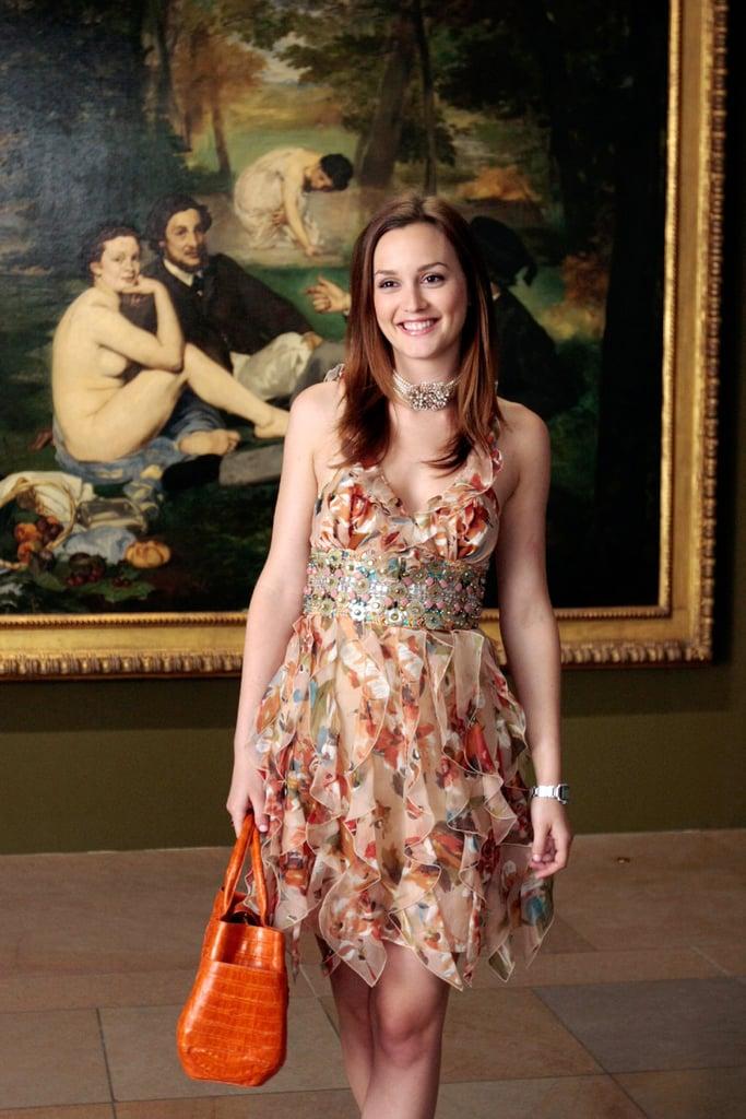 Blair's Ruffled Dress