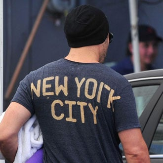 Guess Who Is Showing Love For New York City?