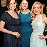 Jenna Fischer, Ellie Kemper, and Angela Kinsey