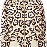 Givenchy Leopard Print Bomber Jacket ($3,600)