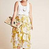 Mosier Tiered Maxi Skirt