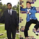 Tom From Parks and Recreation as Psy