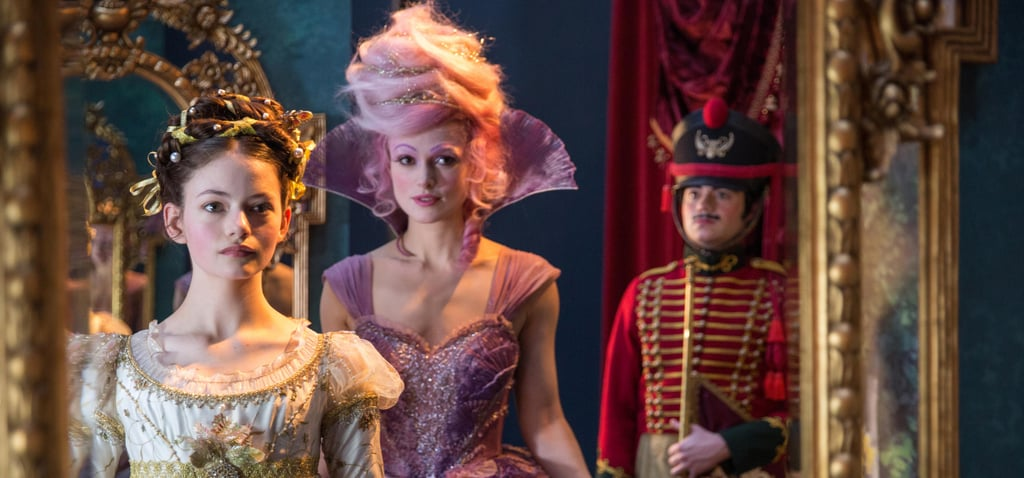 The Nutcracker and the Four Realms Holiday Movie