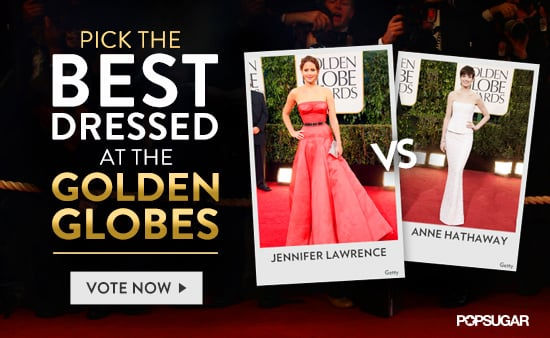Golden Globes Best Dressed Looks 2013