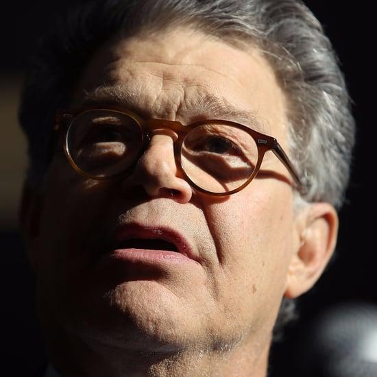 Senators Call For Al Franken's Resignation December 2017