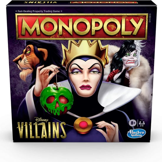 Where to Buy the Disney Villain Monopoly Game