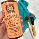 Yep, You Can Use Trader Joe s Fruit and Vegetable Wash to Clean Your Makeup Brushes
