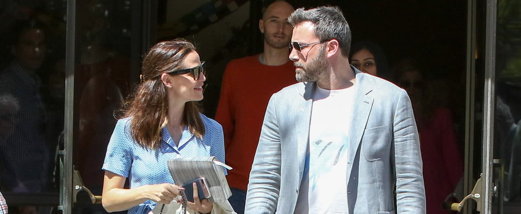 Jennifer Garner Quotes About Supporting Ben Affleck 2018