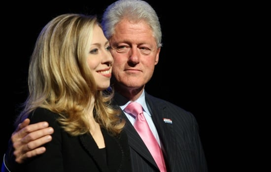 Bill Clinton to Take Old-Fashioned Role in Chelsea's Wedding