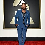 Kendrick Lamar at the 2014 Grammy Awards.