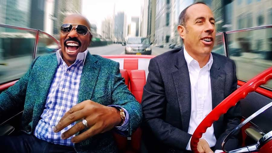comedians in cars getting coffee new netflix shows 2018 popsugar entertainment photo 1. Black Bedroom Furniture Sets. Home Design Ideas