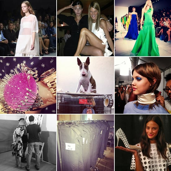 8 Days, 96 Snaps: Fashion Week's Most Stylish Instagrams