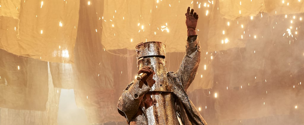 The Bushranger Wins The Masked Singer