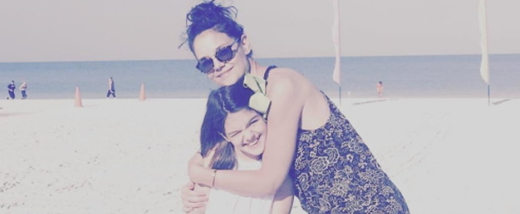 Katie Holmes Shares an Incredibly Sweet Bond With Her Daughter, Suri Cruise