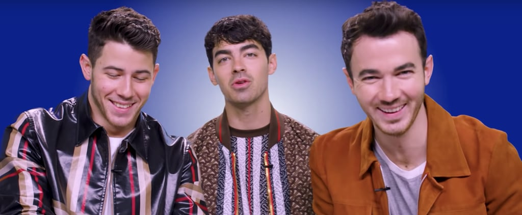 "Jonas Brothers ""Finish the Lyric"" Video"