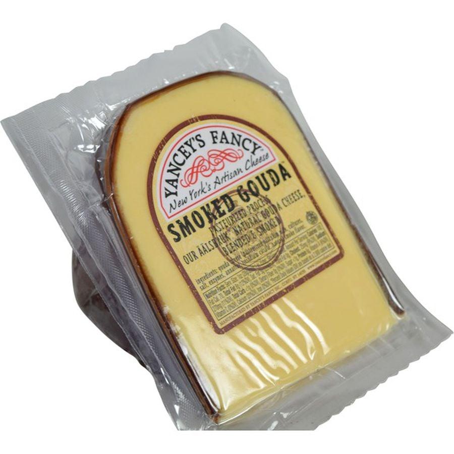 Yancey's Fancy Smoked Gouda ($9)