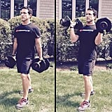 Superset 3, Exercise 2: Hammer Curls