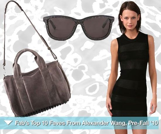 Pictures From Alexander Wang Pre-Fall 2010 Collection 2010-07-01 09:00:22