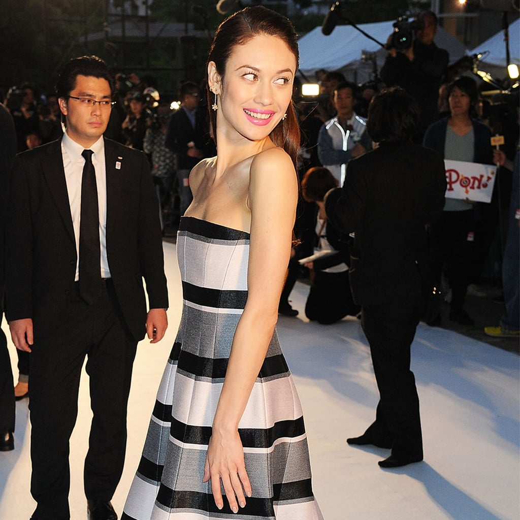 Olga Kurylenko Style | Red Carpet Pictures