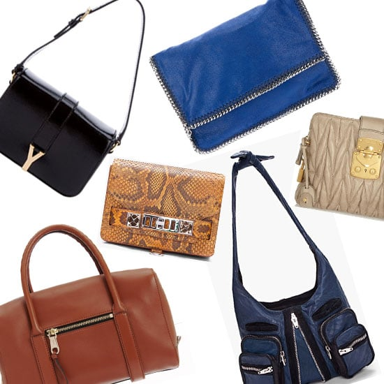 Top 20 Bargain Designer Handbags To Buy at the End Of Financial Year Sales: Yves Saint Laurent, Chloe, Marc Jacobs + more!