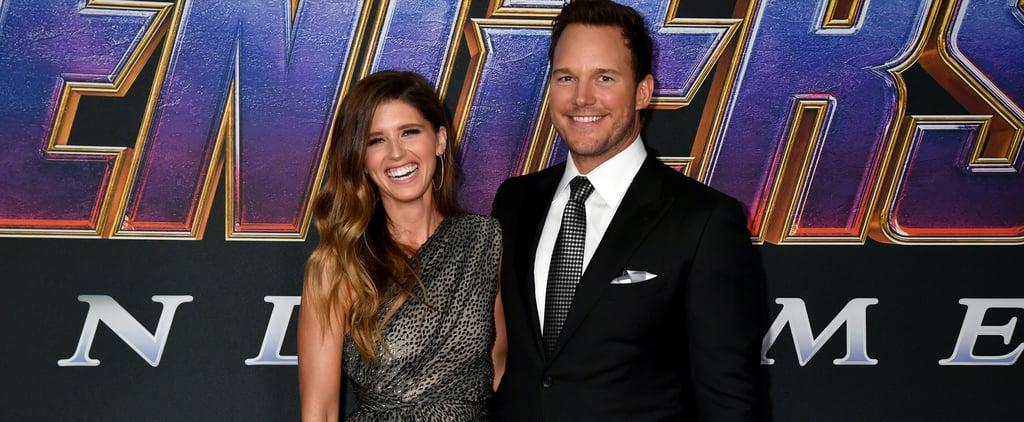 Katherine Schwarzenegger Birthday Gift For Chris Pratt 2019