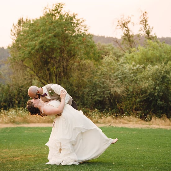 Summer Oregon Wedding