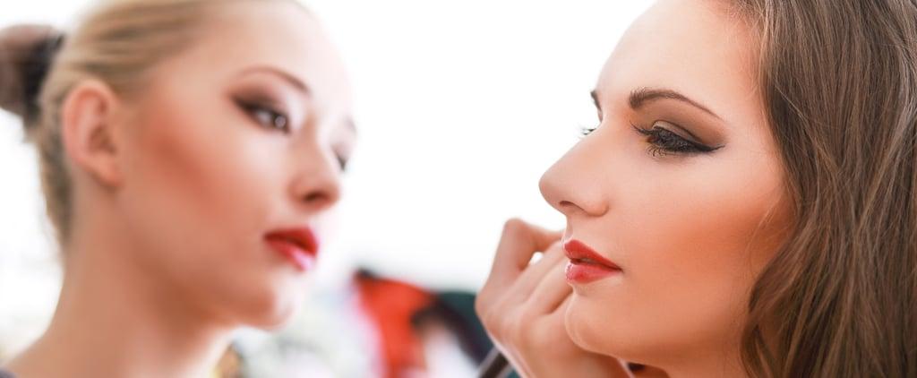 Sharing Makeup Brushes Makes You Sick