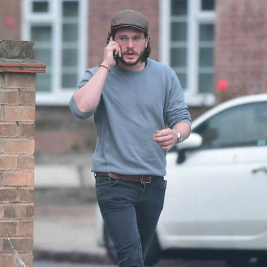 Kit Harington Out in London September 2017
